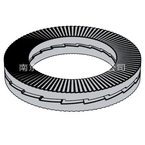 DIN 25201 双叠自锁垫圈