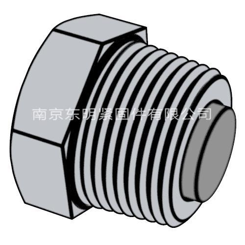 QC /T 383 - 2013 六角頭錐形磁性螺塞