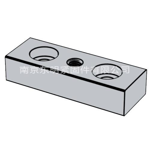 GB/T 1097 - 2003 B型 导向型平键
