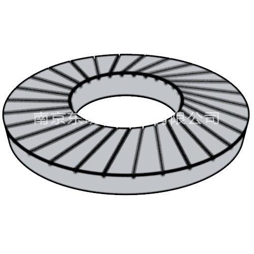 DIN 9250 (S)碳钢防松垫圈
