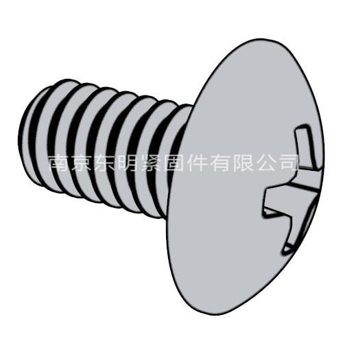 JIS B 1111 - 2006 十字槽大扁頭螺釘