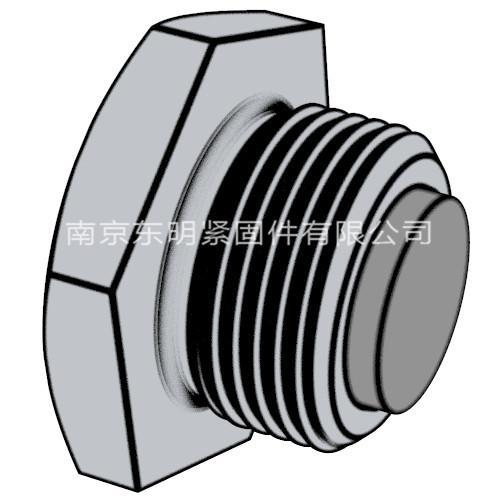 QC/ T 385 - 1999 六角頭磁性螺塞