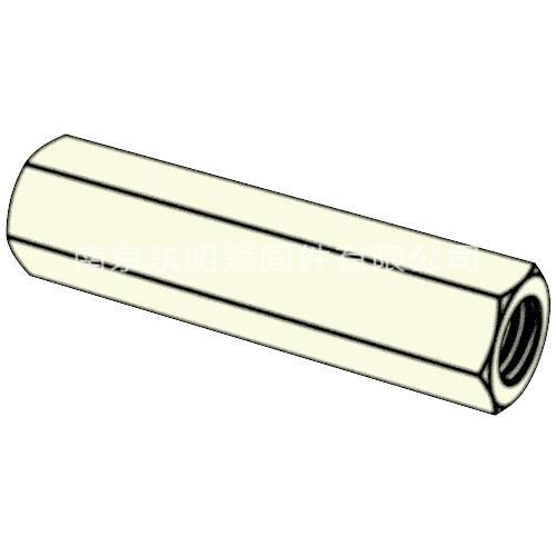 YJ/T 1046 - 2013 塑料內螺紋六角隔離柱