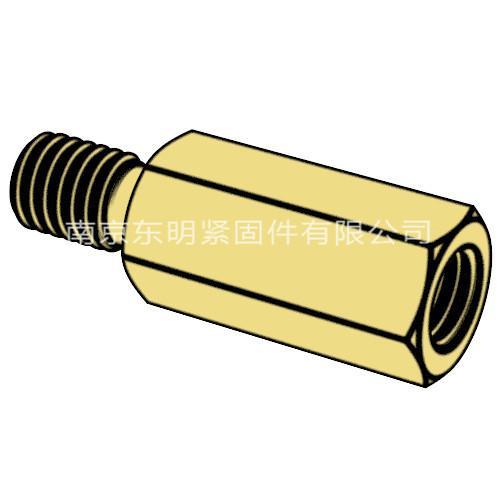 YJ/T 0612 六角隔離柱陰陽型(單通型)