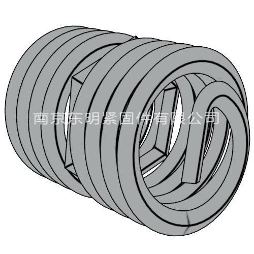 GJB/T 5110 - 2002 锁紧型无折断槽钢丝螺套
