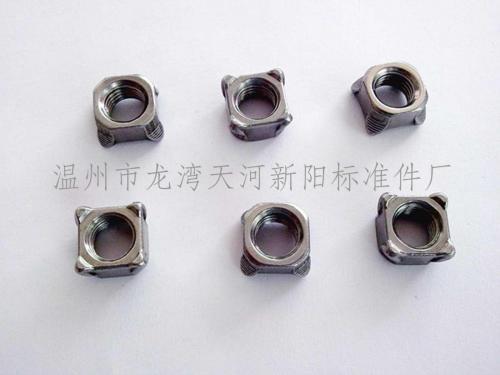 四方焊接螺母 DIN 928