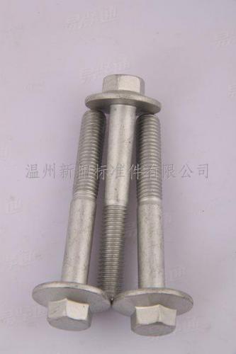 达克罗重型六角法兰螺栓