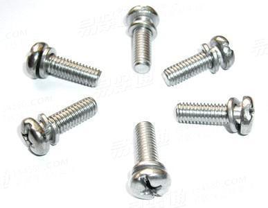盘头组合螺钉(带弹垫组合件)