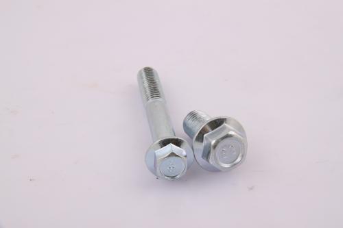 8.8级 细牙六角法兰螺栓(带防滑齿)